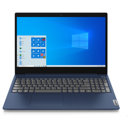 Ноутбук Lenovo IdeaPad 3 15IIL05 (81WE00KERK), Abyss blue