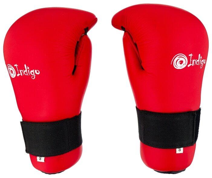 Перчатки Indigo 7-CONTACT UL-3645 для тхэквондо, карате
