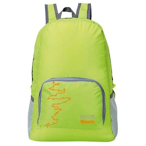 Рюкзак ECOS Basic (салатовый)