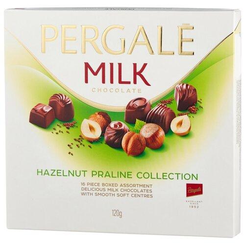 Набор конфет Pergale Milk Лесной орех 120 г