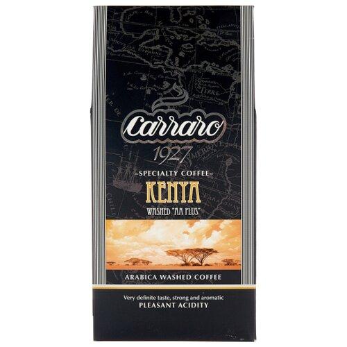 Фото - Кофе молотый Carraro Kenya, 250 г кофе молотый carraro india 250 г