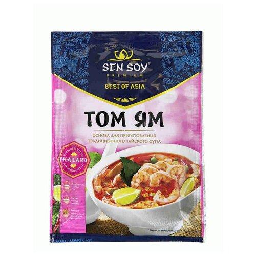Sen Soy Основа для супа Том Ям, 80 г