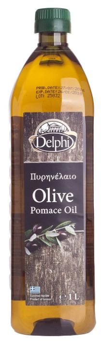DELPHI Масло оливковое рафинированное Pomace
