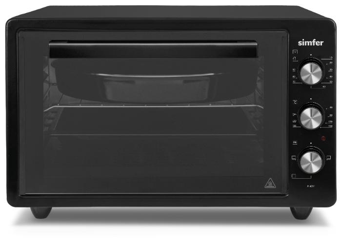 Мини-печь Simfer Albeni Plus M4201 — купить по выгодной цене на Яндекс.Маркете