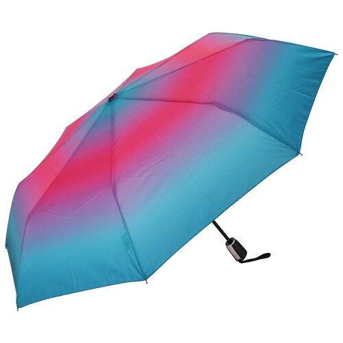 Фото - Женский зонт складной Doppler, артикул 7441465SR02, модель Spirit мужской зонт трость doppler артикул 71963dmas спицы из фибергласа купол 130 см вес 350 грамм