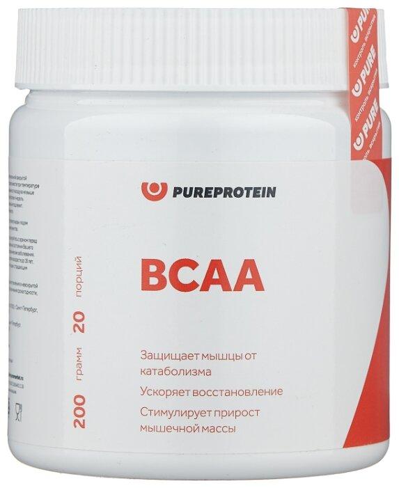 BCAA Pure Protein BCAA (200