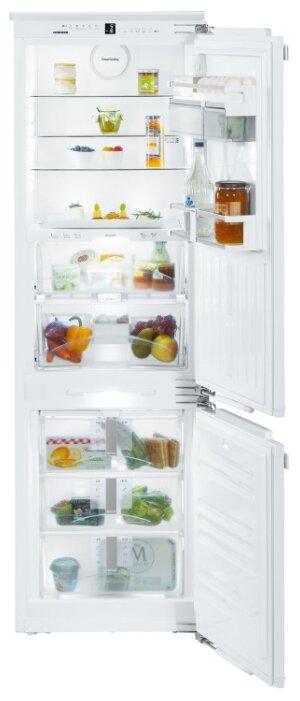 Встраиваемый холодильник двухкамерный Liebherr ICBN 3376
