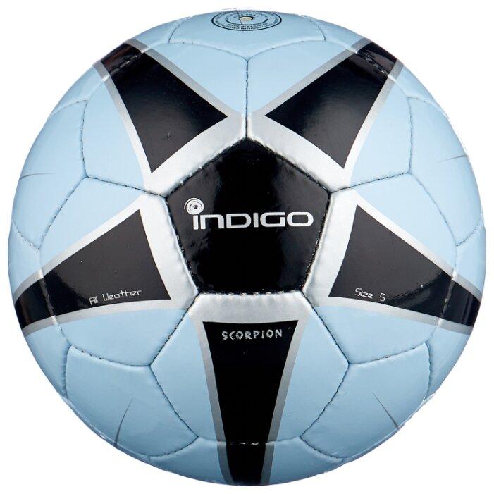 Футбольный мяч Indigo SCORPION D04
