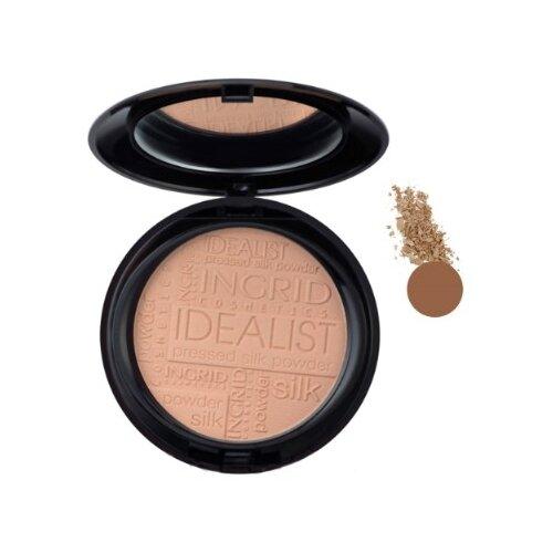 Ingrid Cosmetics Пудра компактная Idealist 04 eldan cosmetics официальный отзывы