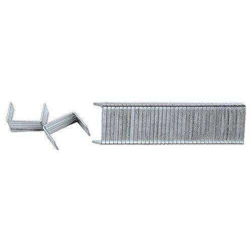 Скобы matrix 41314 для степлера, 14 мм скобы 14 мм для мебельного степлера закаленные тип 53 1000 шт matrix master