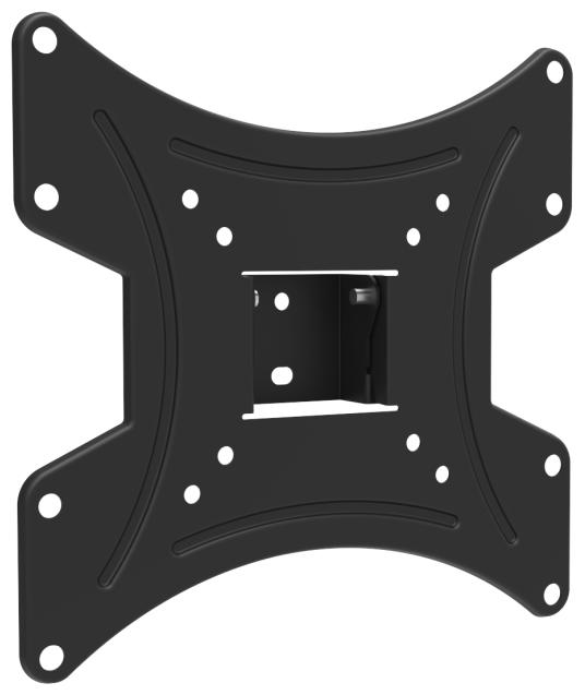 Кронштейн на стену MetalDesign MD 3222 UltraSlim черный фото 1