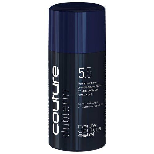 Estel Professional HAUTE COUTURE dublerin гель для укладки волос (ультрасильная фиксация) 100 мл натура сиберика облепиха гель для укладки волос естественная фиксация 200 мл