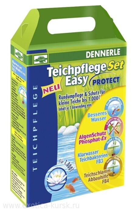 Средство для водоема Dennerle Pond Care Set Easy