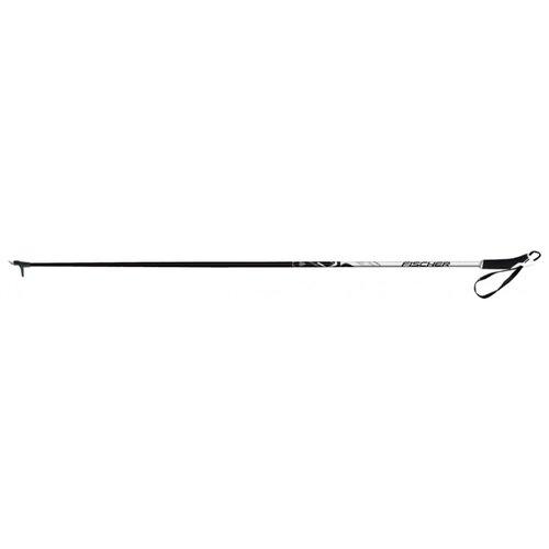 Лыжные палки Fischer XC Performance черный/серебристый 160 2019-2020 палки для горных лыж fischer rc4 pro jr 2018 2019 70 black