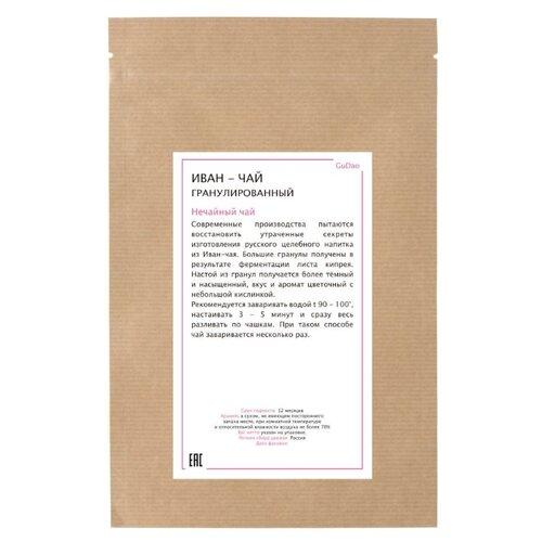 Чай травяной Gudao Иван-чай, 100 г чай травяной вятский иван чай с чабрецом 100 г