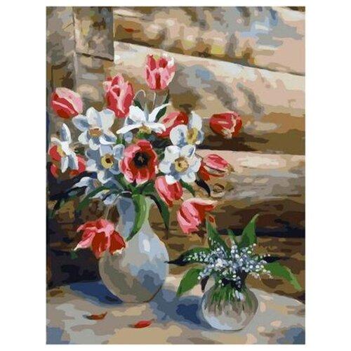 Картина по номерам Paintboy Май , 40x50 см, Картины по номерам и контурам  - купить со скидкой