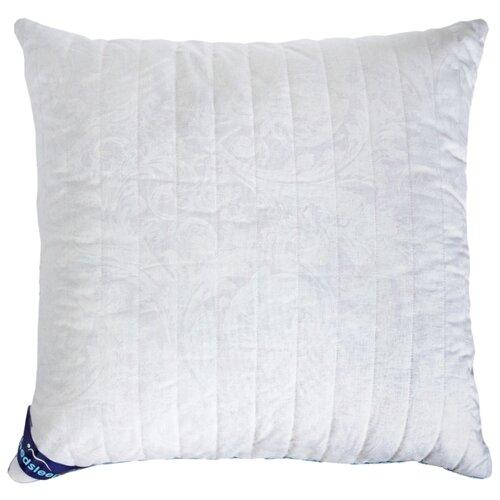 WHITE CLOUD Подушка стег 70х70,1пр,хлопок/хлопок.вол./микровол.