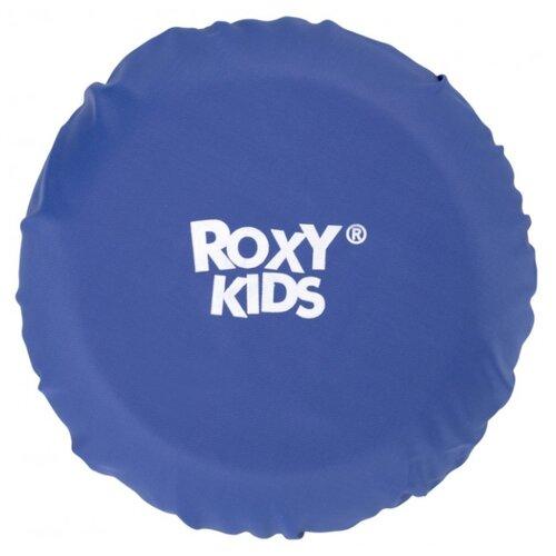цены ROXY-KIDS Чехлы на колеса коляски RWC-030 S blue
