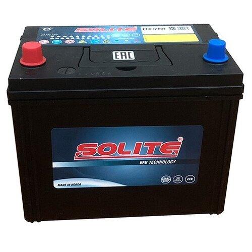 Автомобильный аккумулятор Solite EFB S95R.