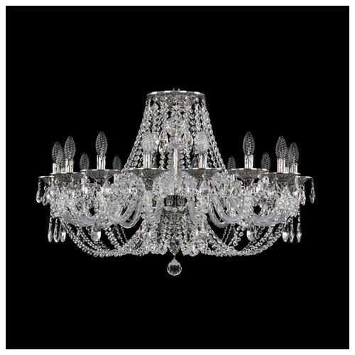 Люстра Bohemia Ivele Crystal Ivele Crystal 16106/16/300 NB, E14, 640 Вт абажур bohemia ivele sh22