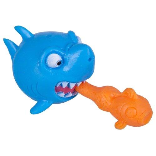 Игрушка-антистресс BONDIBON Летящая акула голубой
