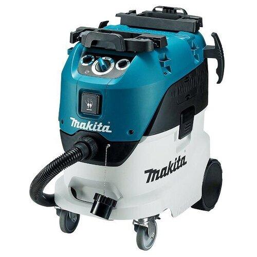 Профессиональный пылесос Makita VC4210M 1200 Вт синий/белый/черный