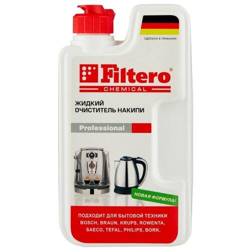 Жидкость Filtero универсальный очиститель накипи 250 мл недорого