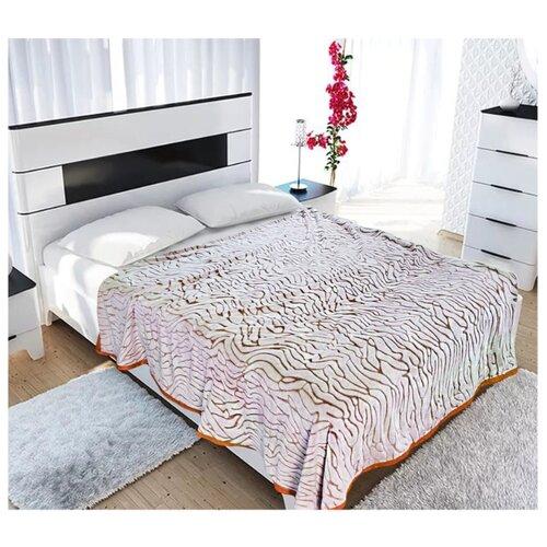 цена на Плед Tango Bicolor 200x220 см, коричневый