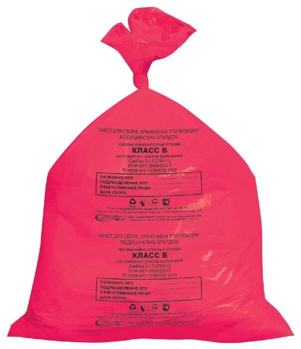 Мешки для мусора Аквикомп Класс В