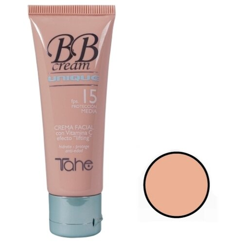 Купить Tahe BB крем, SPF 15, 50 мл, оттенок: 80