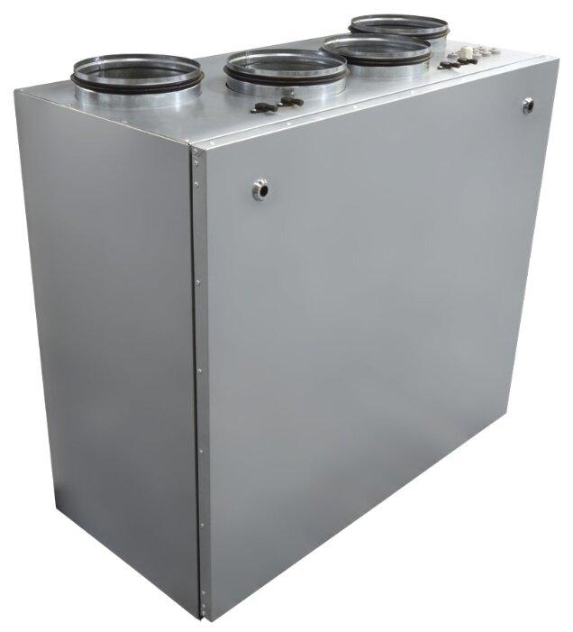 Вентиляционная установка Zilon ZPVP 2000 VEL