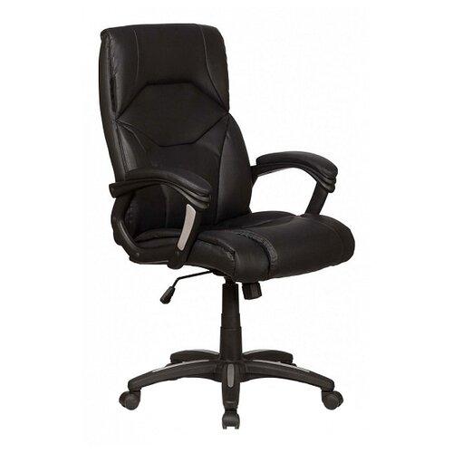Компьютерное кресло College BX-3309 для руководителя, обивка: искусственная кожа, цвет: черный