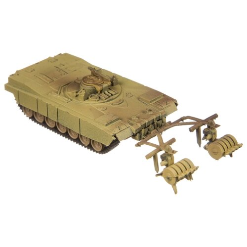 Фото - Сборная модель BONDIBON Танк №6 ВВ2520 1:72 сборная модель bondibon танк 16 вв2968 1 72