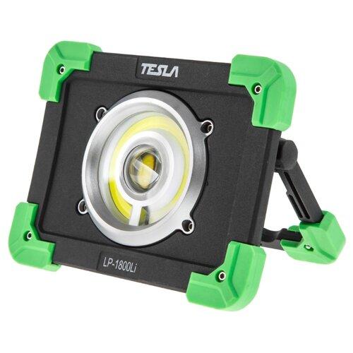Кемпинговый фонарь Tesla LP-1800Li черно-зеленый фонарь автомобильный tesla lk9 250a чёрный зеленый