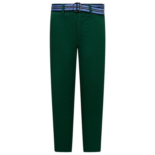 Купить Брюки Ralph Lauren 321798363005 размер 92, зеленый, Брюки и шорты