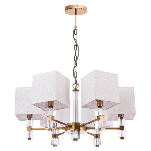 Люстра Arte Lamp North A5896LM-6PB, E14, 360 Вт