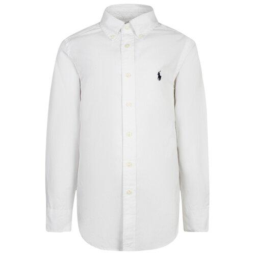 Рубашка Ralph Lauren размер 140, белый