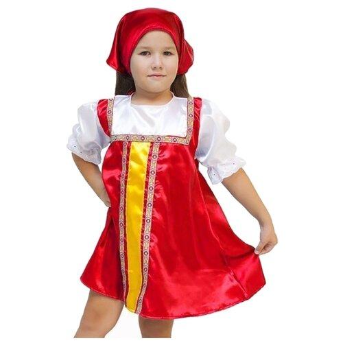Купить Костюм Бока Плясовой, красный, размер 122-134, Карнавальные костюмы