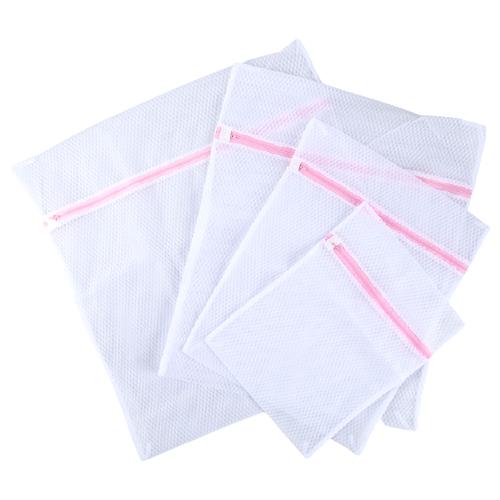Мешок для стирки Доляна Набор 4439031, 4 шт. белый