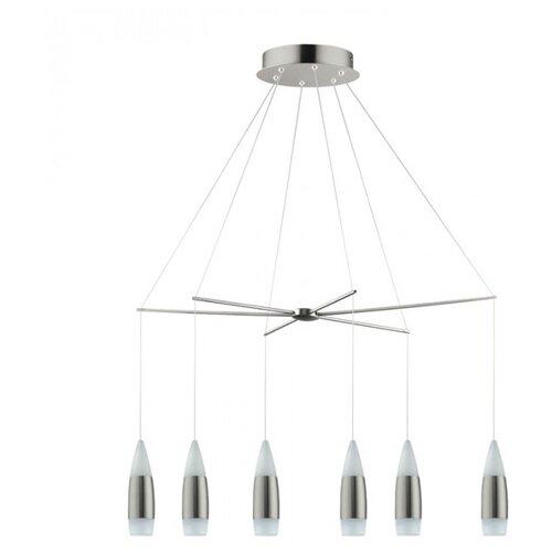 Светильник светодиодный Eglo Santiga 39326, LED, 38.4 Вт накладной светильник eglo 97264 led 25 вт