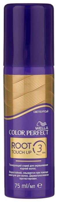 Спрей Wella Color Perfect оттенок Светло русый