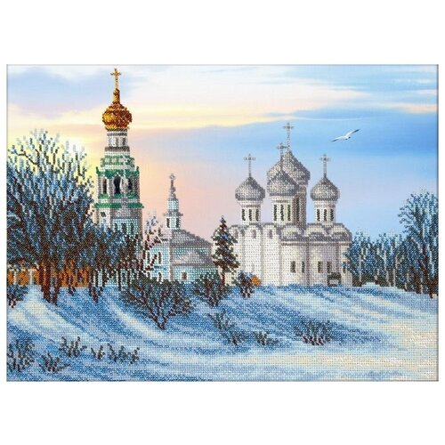 Набор Вологда 38х28 Паутинка Б-1445