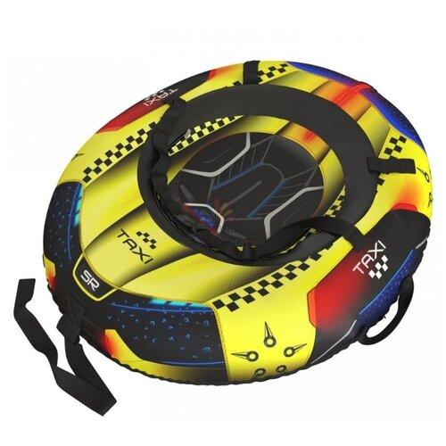 Тюбинг Small Rider Snow Tubes 4 Спасатели Такси желтый по цене 1 390