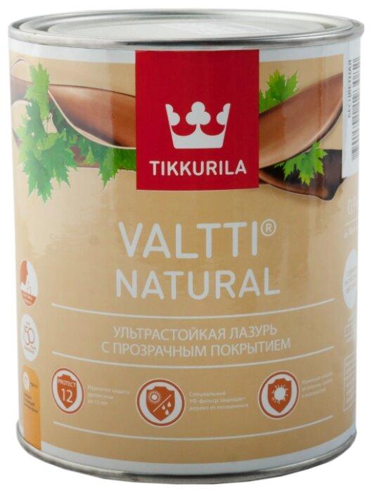 Водозащитная пропитка Tikkurila Valtti Natural