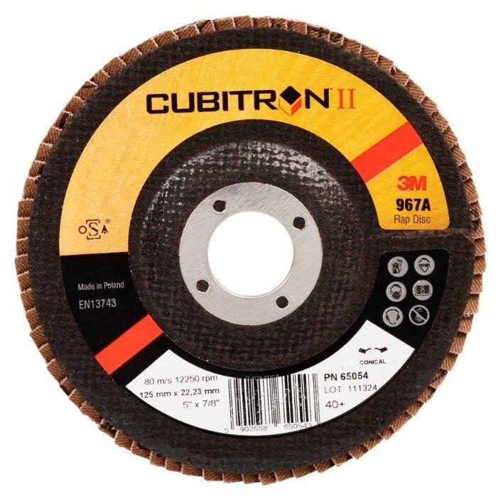 Лепестковый диск 3M 65054