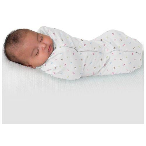 Купить Конверт для пеленания новорожденных на молнии SwaddlePod, Summer Infant, Конверты и спальные мешки