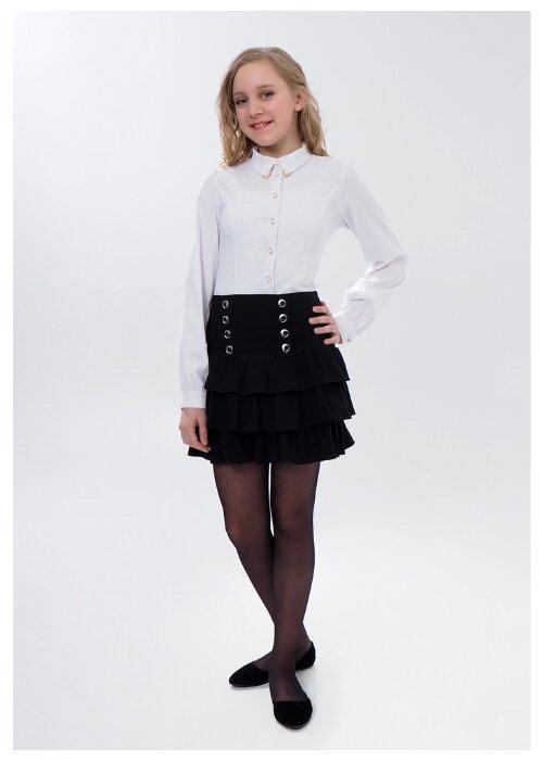 Блузка Ladetto размер 32, белый