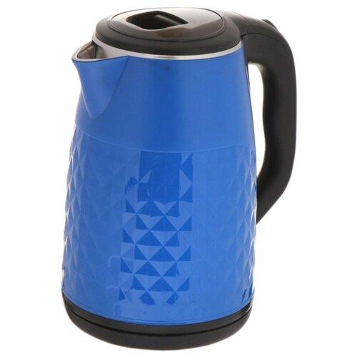 Чайник Добрыня DO-1237D, синий