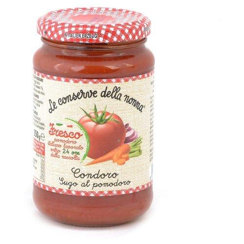 Соус Le conserve della nonna Томатный Condoro с овощами 350 г