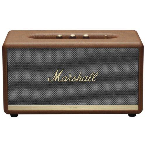 Фото - Портативная акустика Marshall Stanmore II brown беспроводная hi fi акустика marshall woburn ii brown